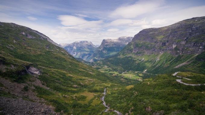 Berg Hoch