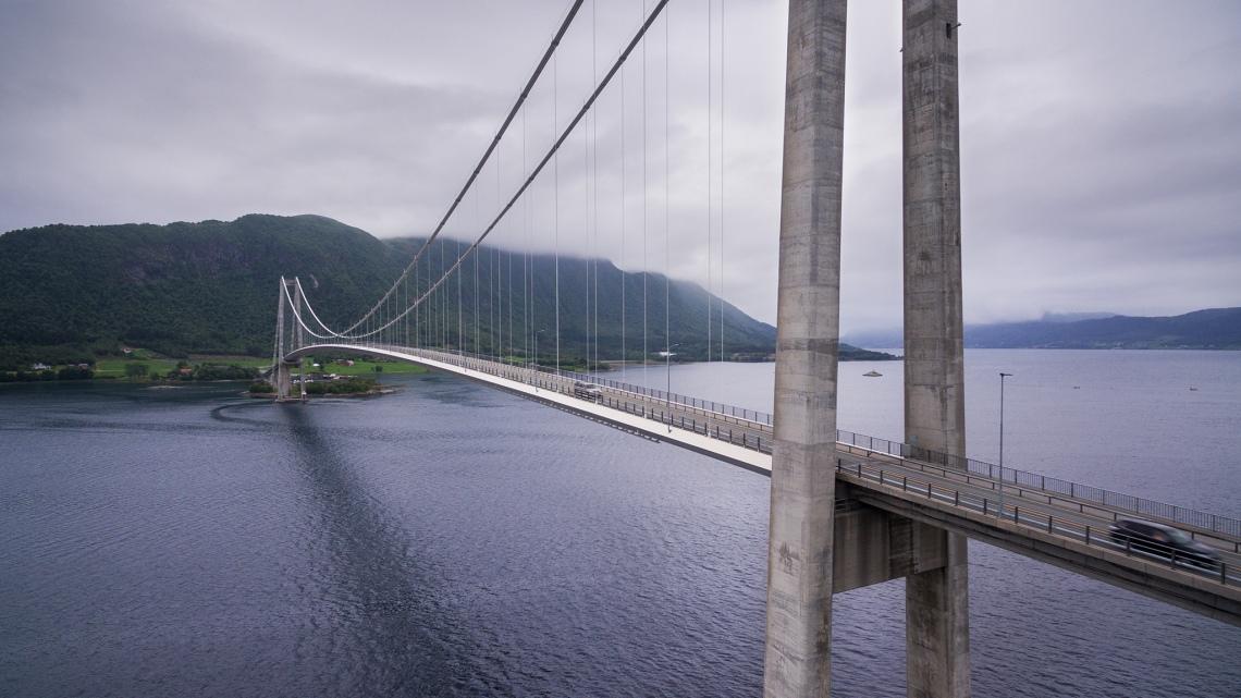 DJI Brücke