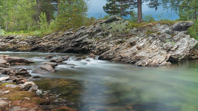 Fluss Bjorni 1