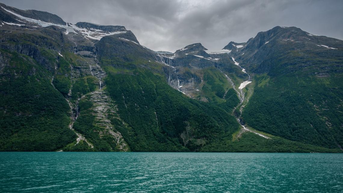 Gletscher Loen