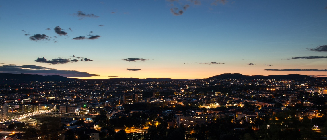 Night Oslo 21zu9
